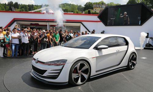 370kW Volkswagen Design Vision GTI concept unveiled