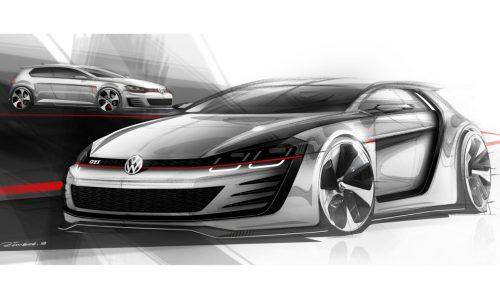 370kW Volkswagen Golf 'Design Vision GTI' Worthersee preview