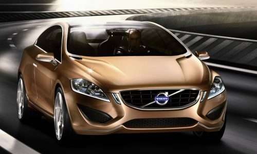 New Volvo 'C60' coupe inspired by P1800 on the way – report