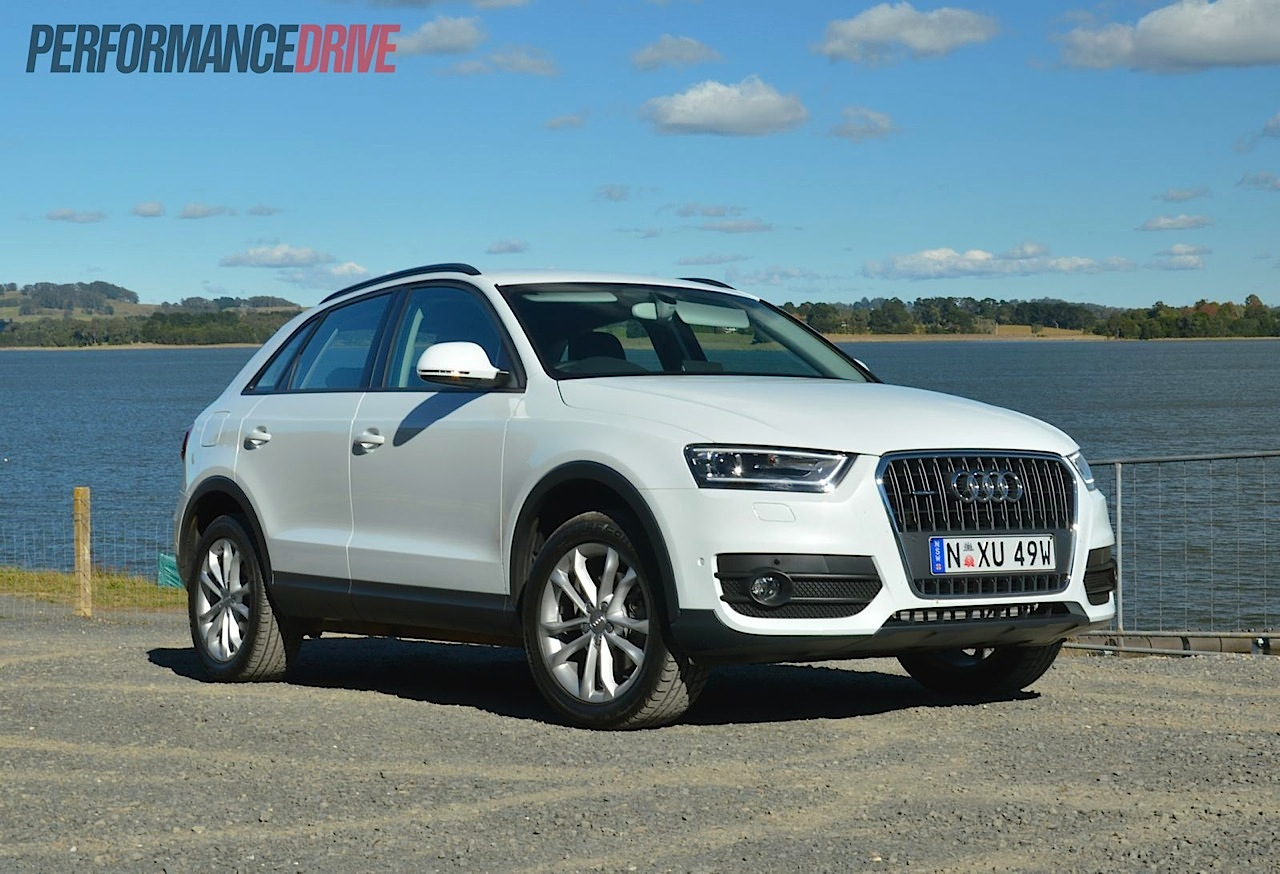 2014 Audi Q3 20 Tdi Quattro Review