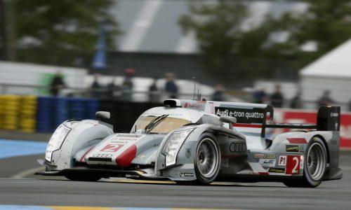 Audi R18 e-tron wins 2013 Le Mans 24 Hour, again