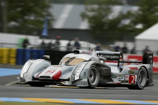 2013 Audi R18 e-tron Le Mans