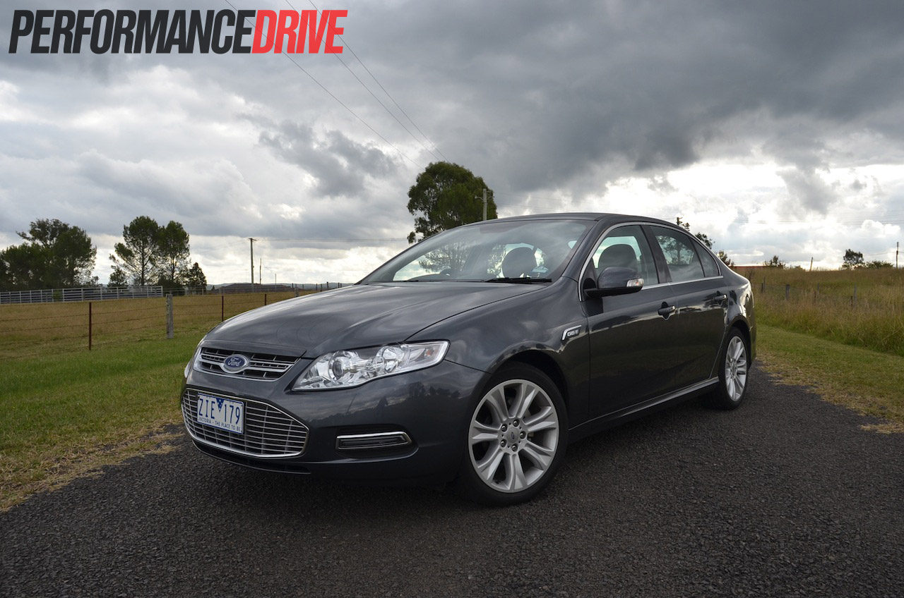 2013 Ford Falcon G6E EcoBoost review (video) | PerformanceDrive