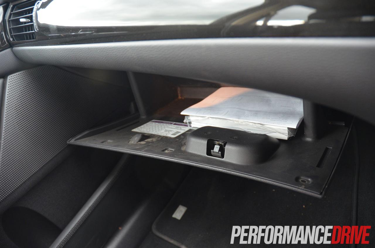 Fg Ford Falcon G E Ecoboost Glove Box