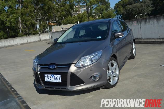 2013 Ford Focus Titanium – Australia