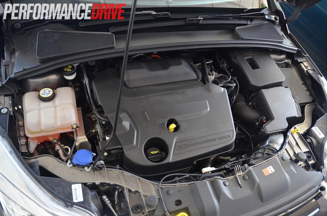 2013 Ford Focus Titanium Tdci Mkii Review Performancedrive