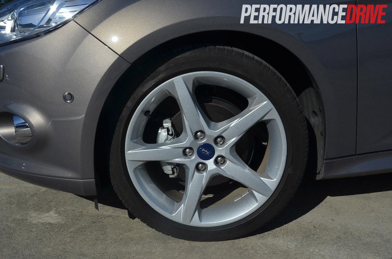 2013 Ford Focus Titanium TDCi MKII review | PerformanceDrive