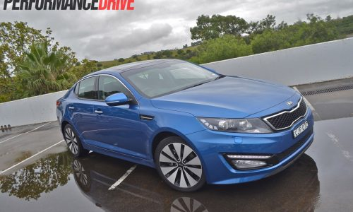 2013 Kia Optima Platinum review
