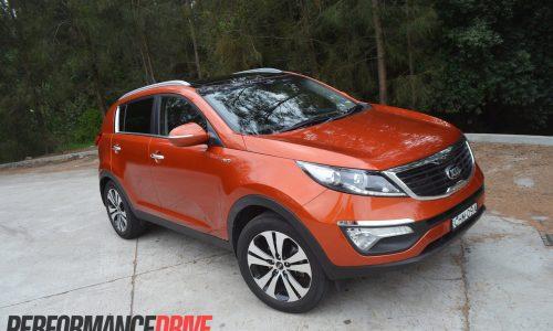 2013 Kia Sportage Platinum review