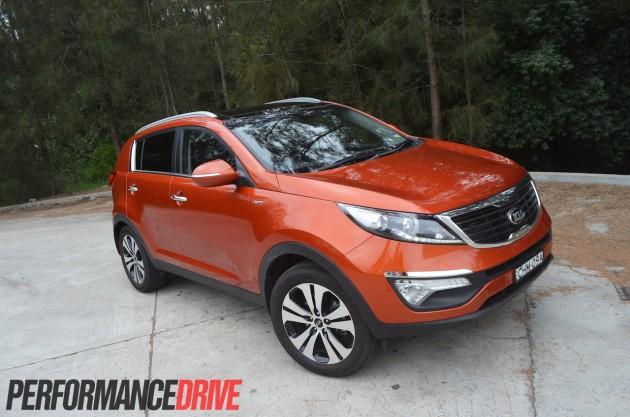 2013 Kia Sportage Platinum – Australia