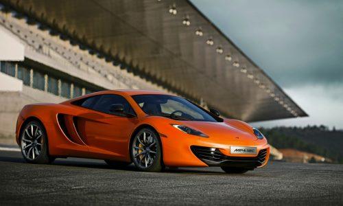2014 McLaren MP4-12C update to receive power boost