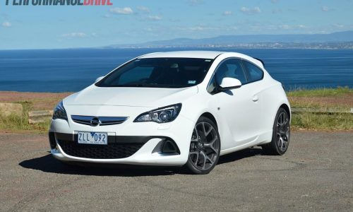 2013 Opel Astra OPC review (video)