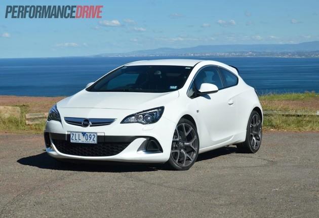 2013 Opel Astra OPC-Australia