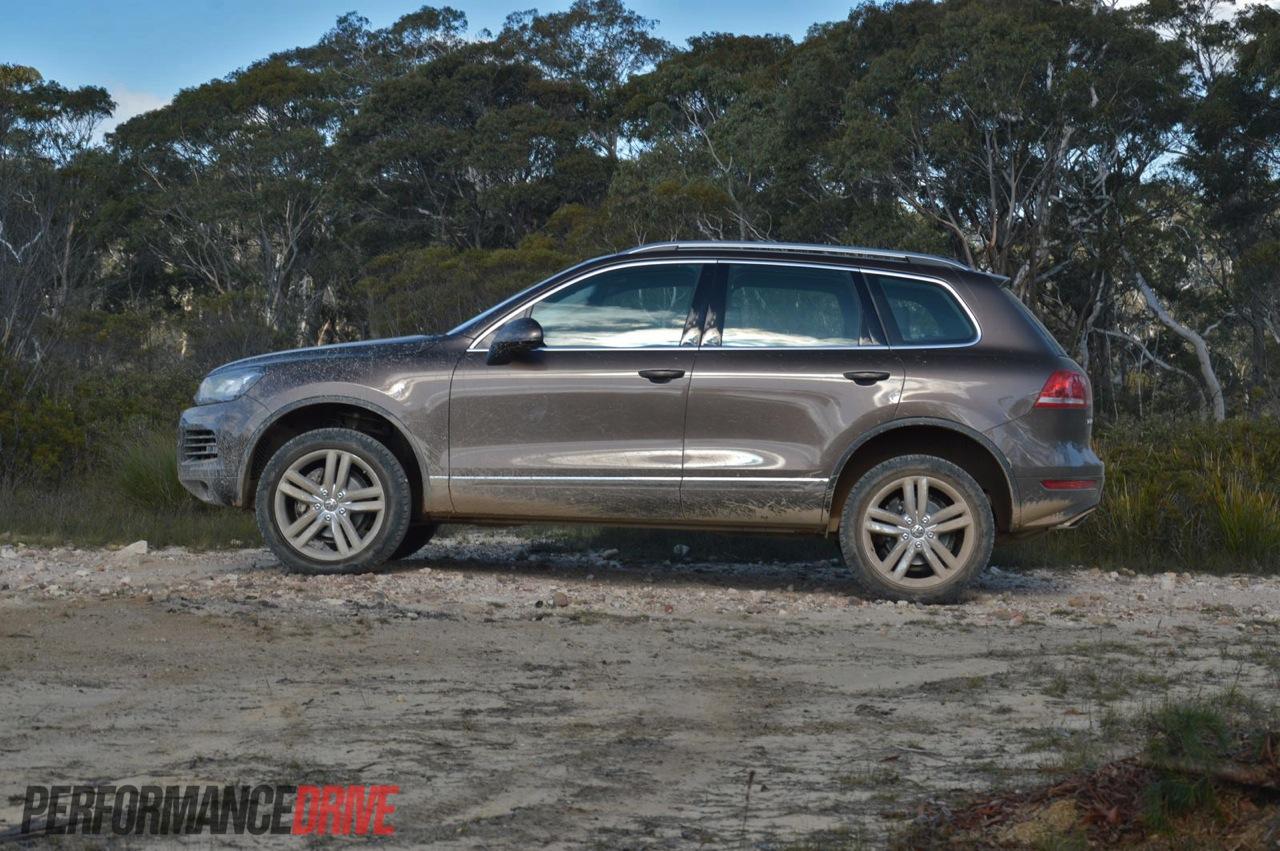 2013 Volkswagen Touareg V6 Tdi Review Video