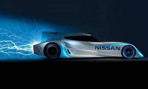 2014 Nissan ZEOD RC Le Mans car revealed