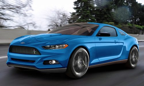 2015 Ford Mustang details emerge, GT500 to drop Shelby name