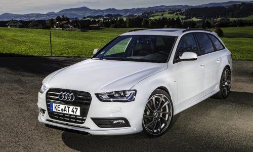 ABT announces tunes for the complete Audi A4 Avant range