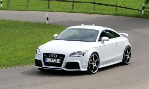 ABT Audi TT RS upgrade announced, 95kW power boost