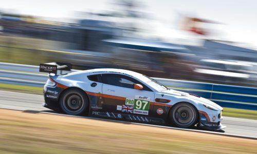 Allan Simonsen dies in Aston Martin crash at 2013 Le Mans