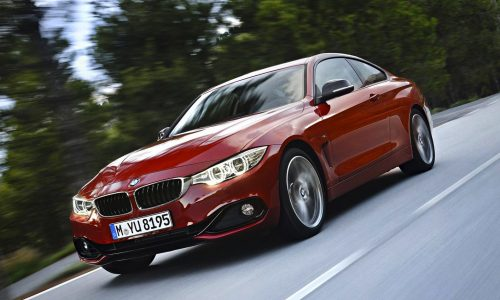 BMW 4 Series Coupe revealed, quicker and lighter
