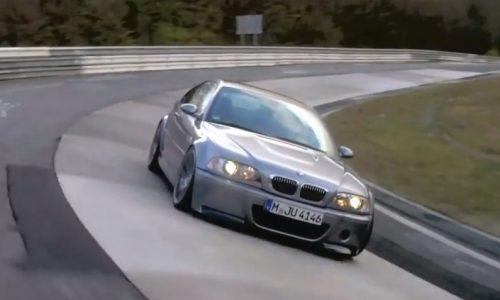 Video: BMW M3 CSL celebrates 10th anniversary