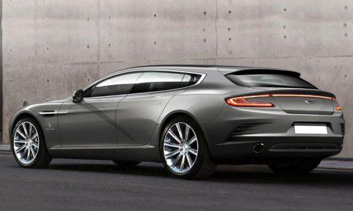 Aston Martin Rapide 'Shooting Brake' may enter production – report