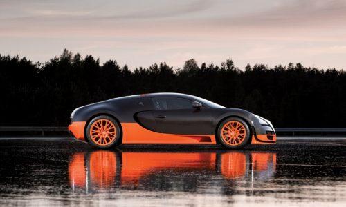 Bugatti 'Super' Veyron to be the last, around 1500hp – report