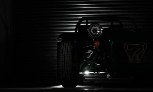 New Caterham Seven entry-level lightweight on the way