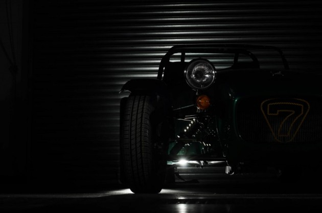 Entry-level Caterham Seven preview