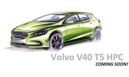 Heico Sportiv Volvo V40 T5 HPC coming, 257kW super hot hatch