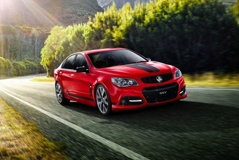 Holden VF Commodore gets 'Design Pack' accessories | PerformanceDrive