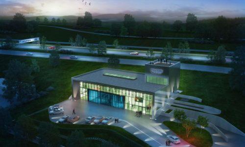 Hyundai Nurburgring testing facility almost finished