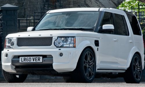 Kahn Design Land Rover Discovery 4 'RS300' styling package