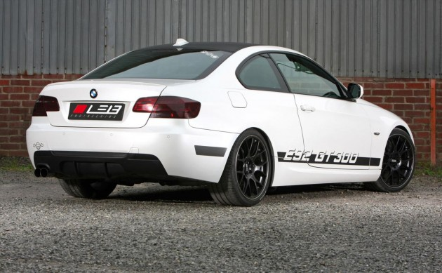 Leib Engineering BMW GT 300 rear