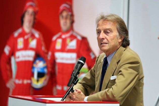 Luca di Montezmolo opens Museo Ferrari