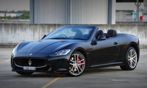 Maserati GranCabrio MC now on sale in Australia from $355,000