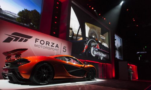 McLaren P1 'Ride of a Lifetime' prize in new Forza 5 competition