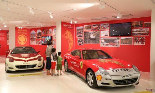 New Museo Ferrari opens its doors, permanent F1 displays