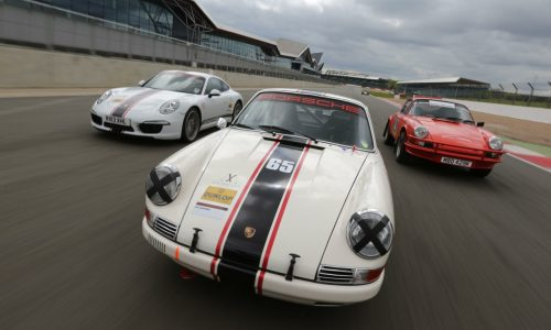 Porsche 911 parade a complete sell out, record imminent