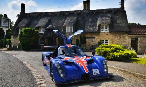 Insane Radical RXC road-legal coupe to debut at Salon Prive