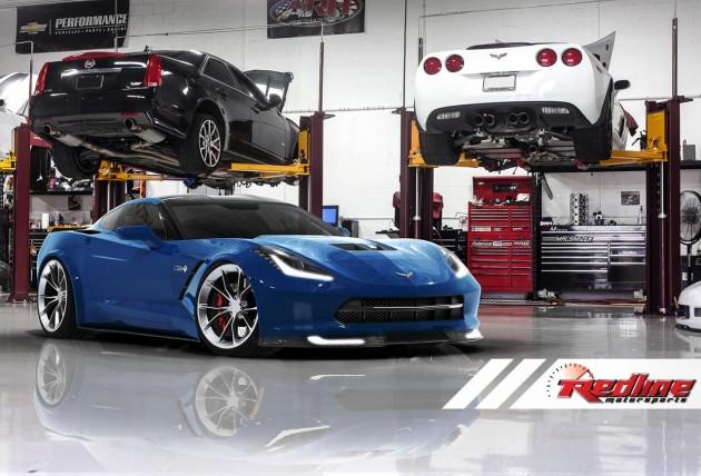 Redline Motorsports 2014 Chevrolet Stinray-Adrenalin Rush