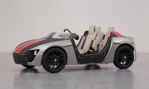 Toyota Camatte57s concept; a sports car for the whole family