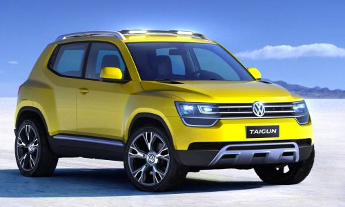 Volkswagen Taigun entry-level SUV to arrive by 2016 – report