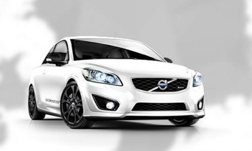 Volvo C30 ends production with special giveaway contest