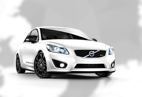 Volvo C30 final production giveaway