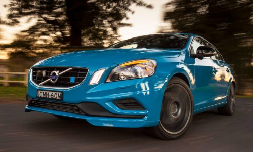 Volvo S60 Polestar limited edition now on sale in Australia