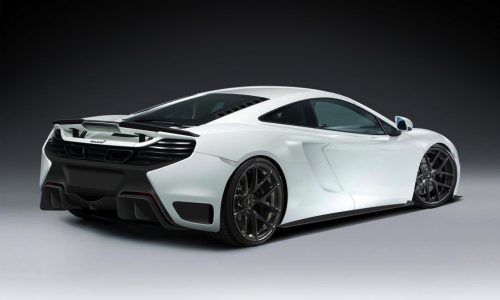 Vorsteiner McLaren-V MP4-12C aero package revealed