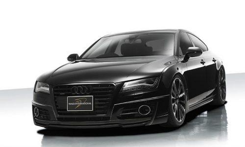 Wald International Audi A7 Sportback styling kit announced
