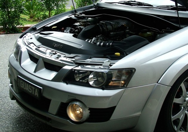 2005 HSV Avalanche Y Series II supercharged PWR