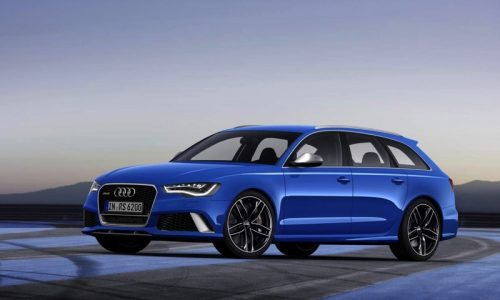 ABT tunes the new Audi RS 6 Avant, extracts 490kW